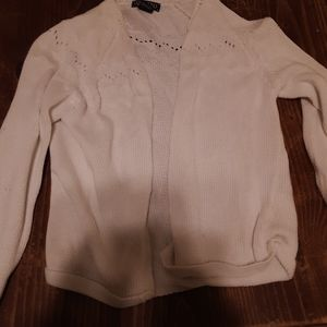 Lands end girls sweater